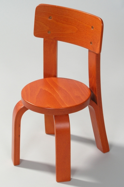Detská stolička - Kubka, farebná