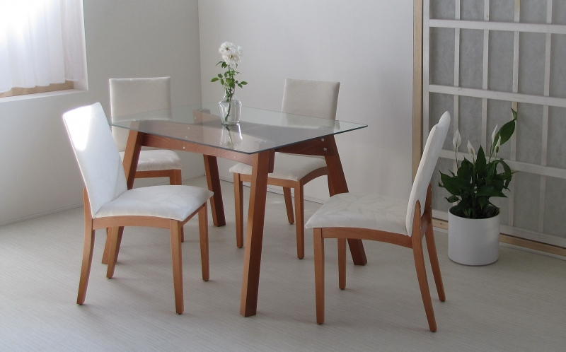Stôl CAPKO + stolička SEVEN 5