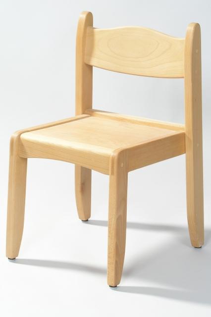 Detská stolička - Maja, prírodná