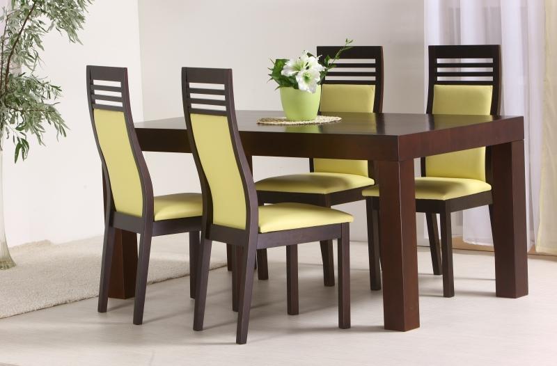 Stôl BAKOS, stolička SHIK