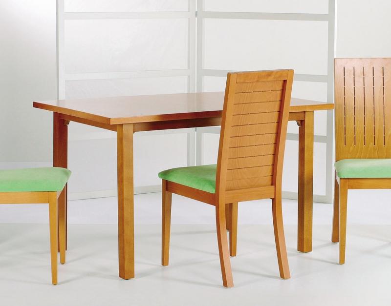 Stôl BENE + stolička RUT