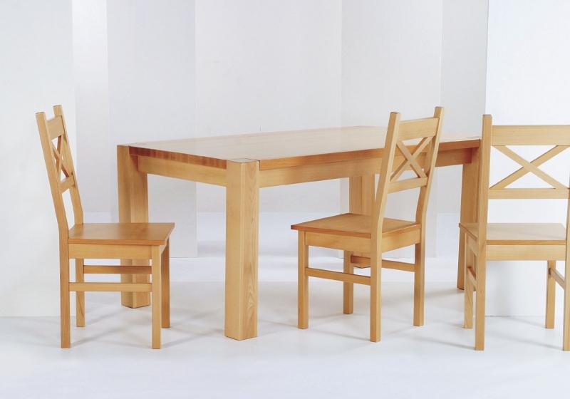 Stôl BAK + stolička OLYMP
